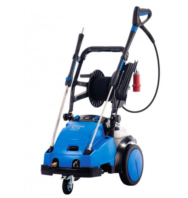 Nilfisk Pressure Washers in Cheshire
