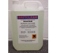 Bioscrub Floor Cleaner for scrubber dryers