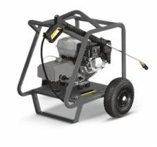 Karcher HD 801 B Cage Petrol Engine Cold