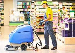 Floor Cleaning Equipment in Shropshire from Britclean Ltd