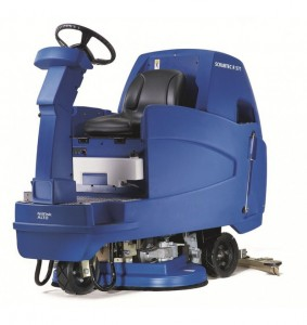 Nilfisk Pressure Washer Ride On Scrubtec R6