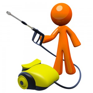 Industrial Pressure Washers in Derbyshire