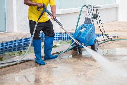 pressure washer repairs