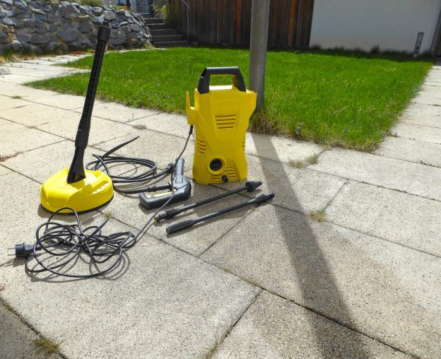industrial pressure washer hire in derbyshire