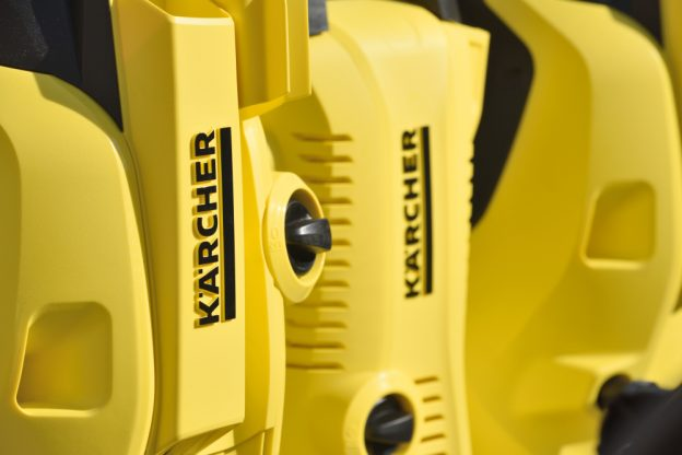 Karcher Industrial Pressure Washer - Britclean