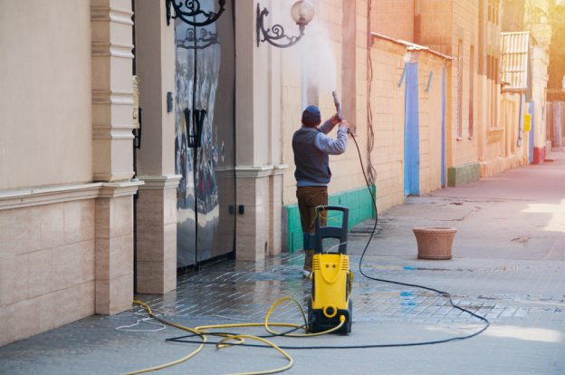pressure washer repairs - Britclean